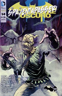 Batman Il Cavaliere Oscuro, n. 14