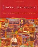 e-Study Guide for: Social Psychology by John D. DeLamater, ISBN 9780495093367