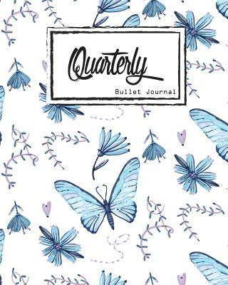 Blue Butterfly Effect Notebook