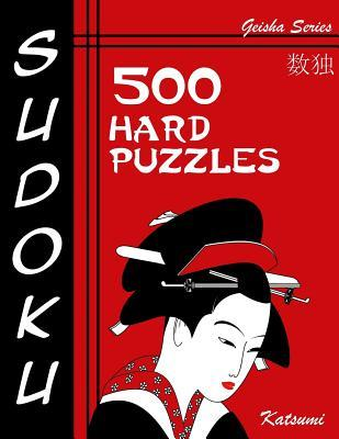 Sudoku 500 Hard Puzzles