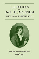 Politics Of English Jacobinism