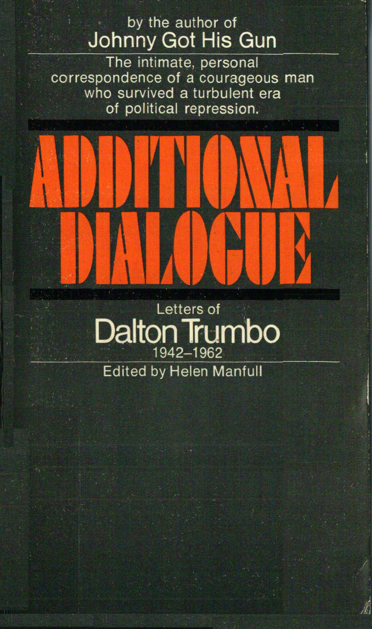 Additional Dialogue
