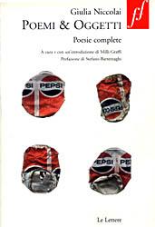 Poemi & oggetti. Poe...