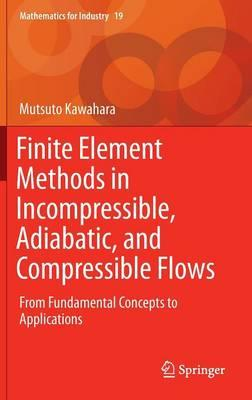 Finite Element Methods in Incompressible, Adiabatic, and Compressible Flows