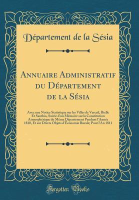 Annuaire Administratif du Département de la Sésia