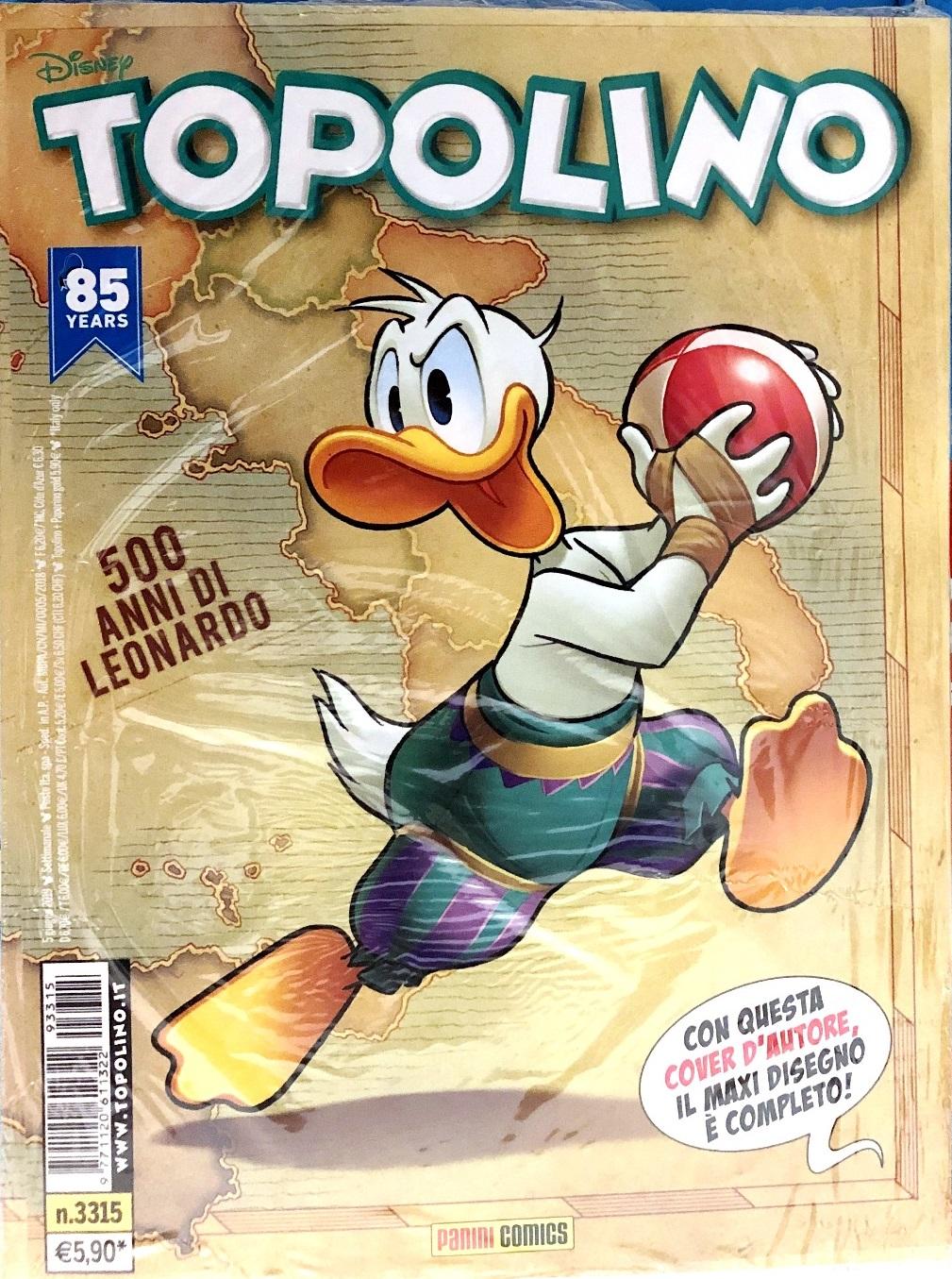 Topolino n. 3315