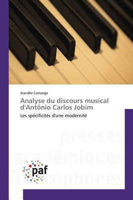 Analyse du Discours Musical d'Antonio Carlos Jobim