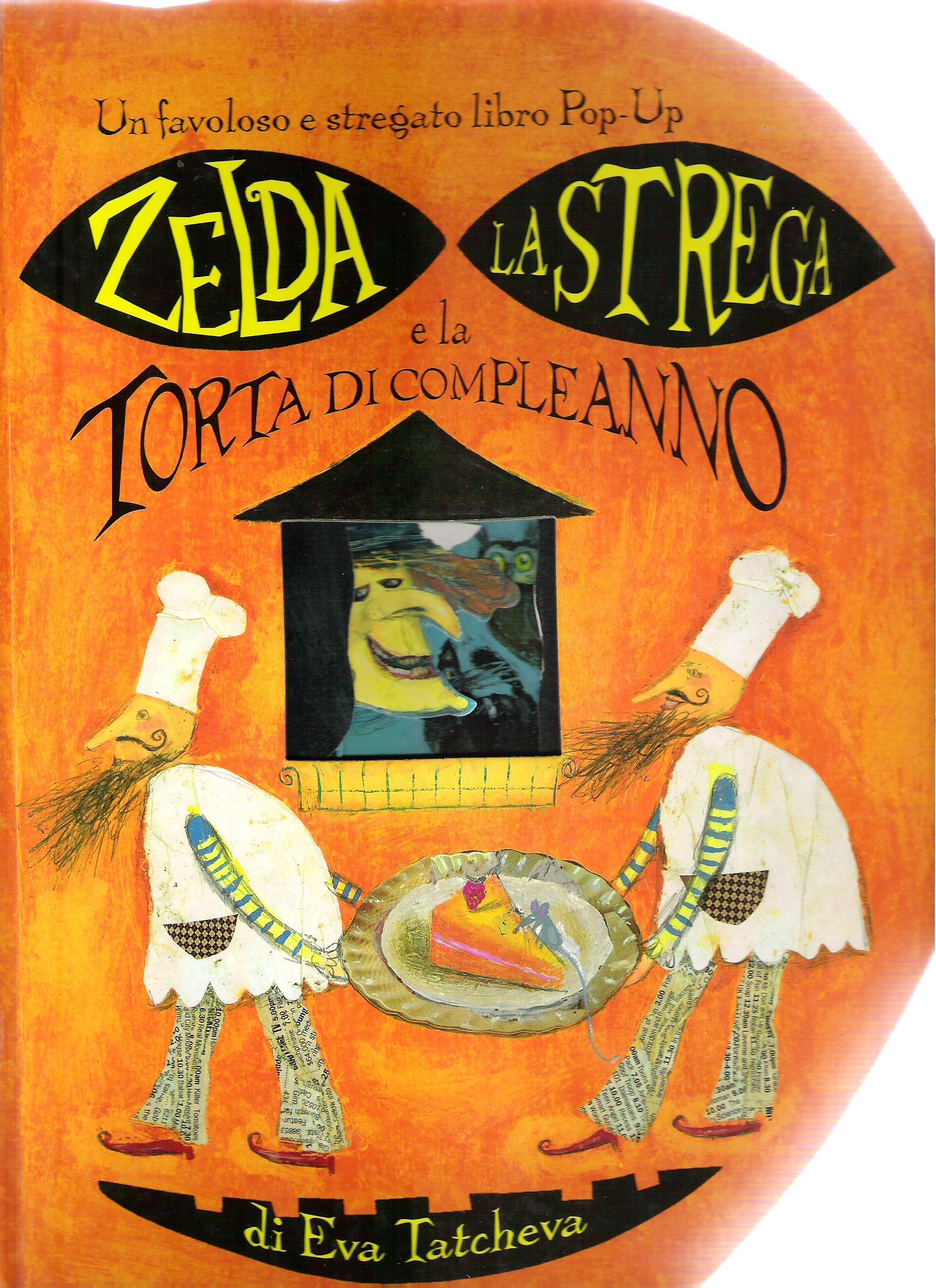 Zelda la strega e la torta di compleanno
