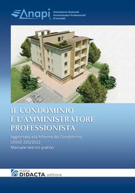 Il Condominio e l'Amministratore professionista