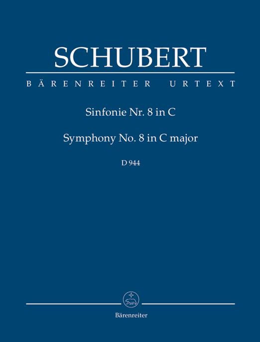 Sinfonie Nr. 8 in C