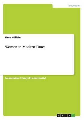 Women in Modern Times