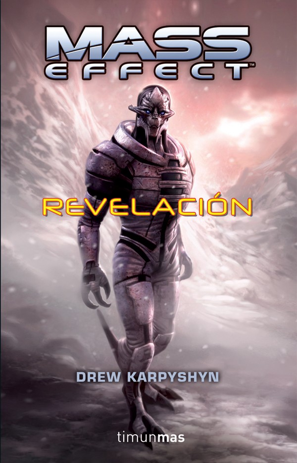 Mass Effect: Revelación