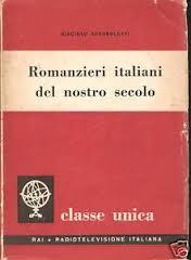 Romanzieri italiani ...