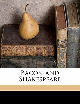 Bacon and Shakespear...