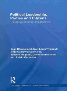 Political Leadership, Parties and Citizens