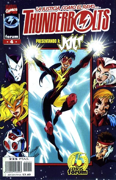 Thunderbolts Vol.1 #4 (de 40)