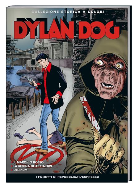 Dylan Dog Collezione storica a colori n. 18