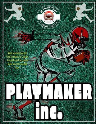 Blank Football Playbook Templates