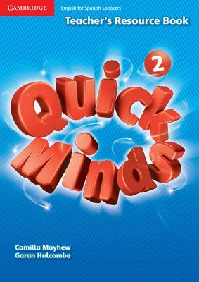 Quick Minds Level 2 Teacher's Resource Book Spanish Edition