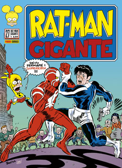 Rat-Man Gigante n. 27