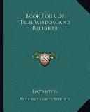 Book Four of True Wi...