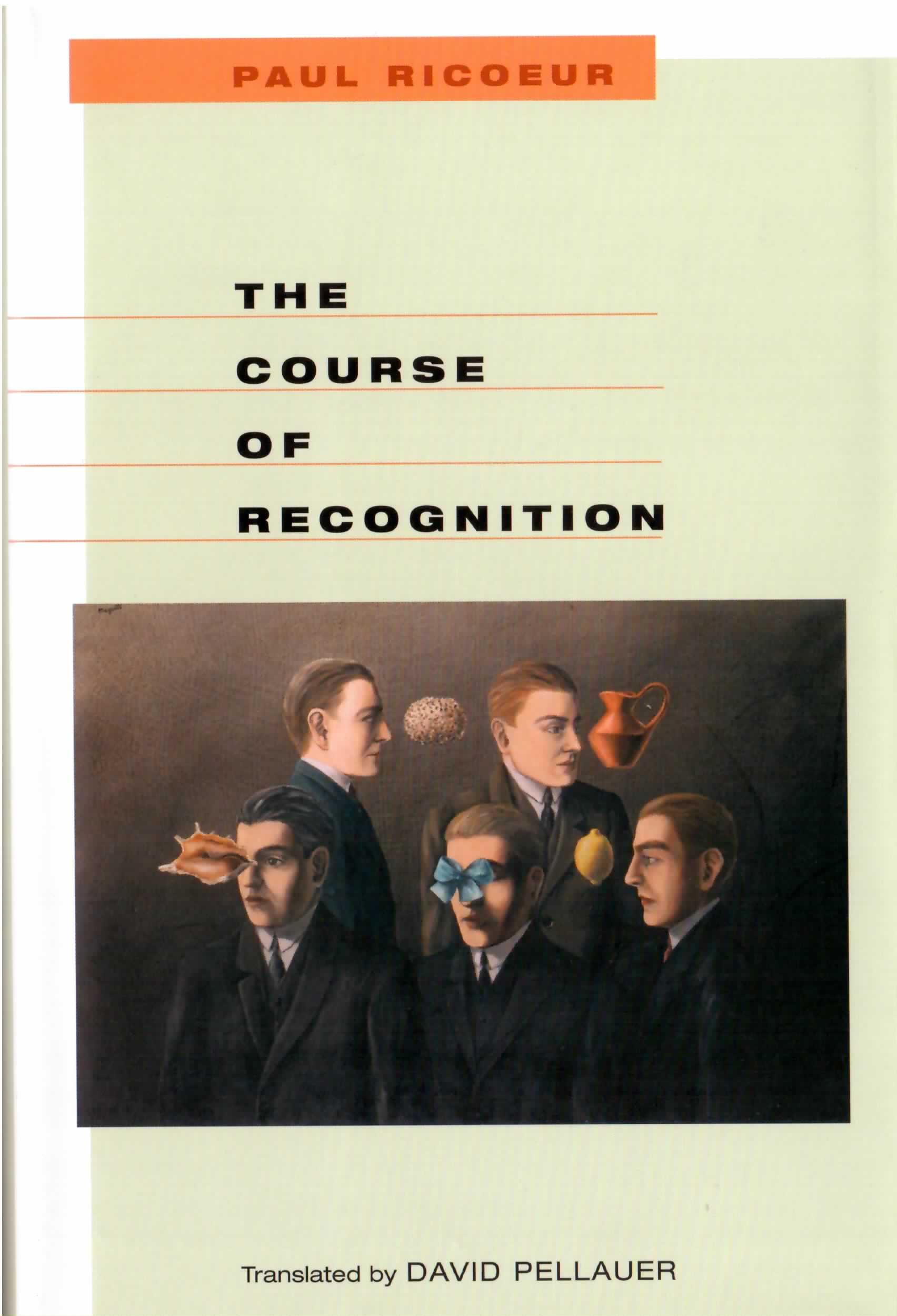 The Course of Recogn...
