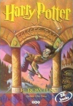 Harry Potter ve Felsefe Taşi