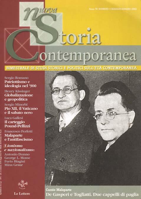 Nuova Storia Contemporanea - Anno VI - N. 3