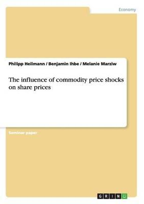 The influence of commodity price shocks on share prices