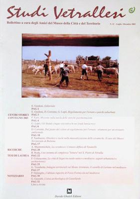 Studi Vetrallesi n.12 (luglio/dicembre 2003)