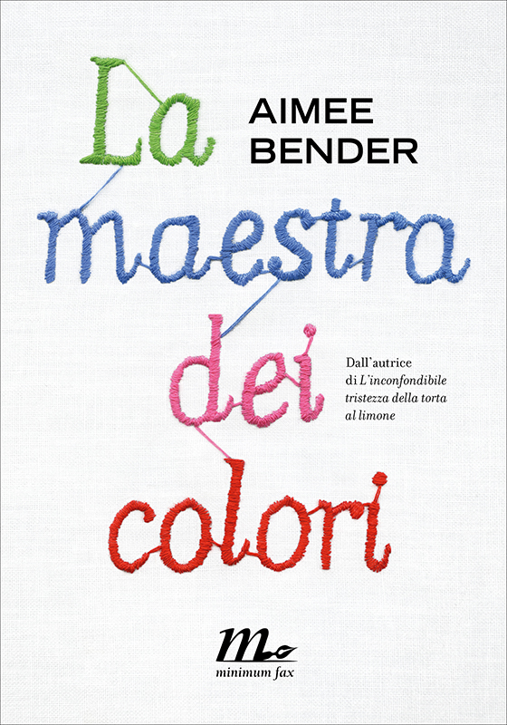 La maestra dei color...