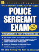 Police sergeant exam