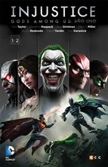 Injustice. Gods Among Us: Año uno #1 (de 2)