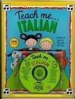 Teach Me Italian (Paperback and Audio CD)