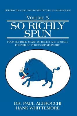 So Richly Spun