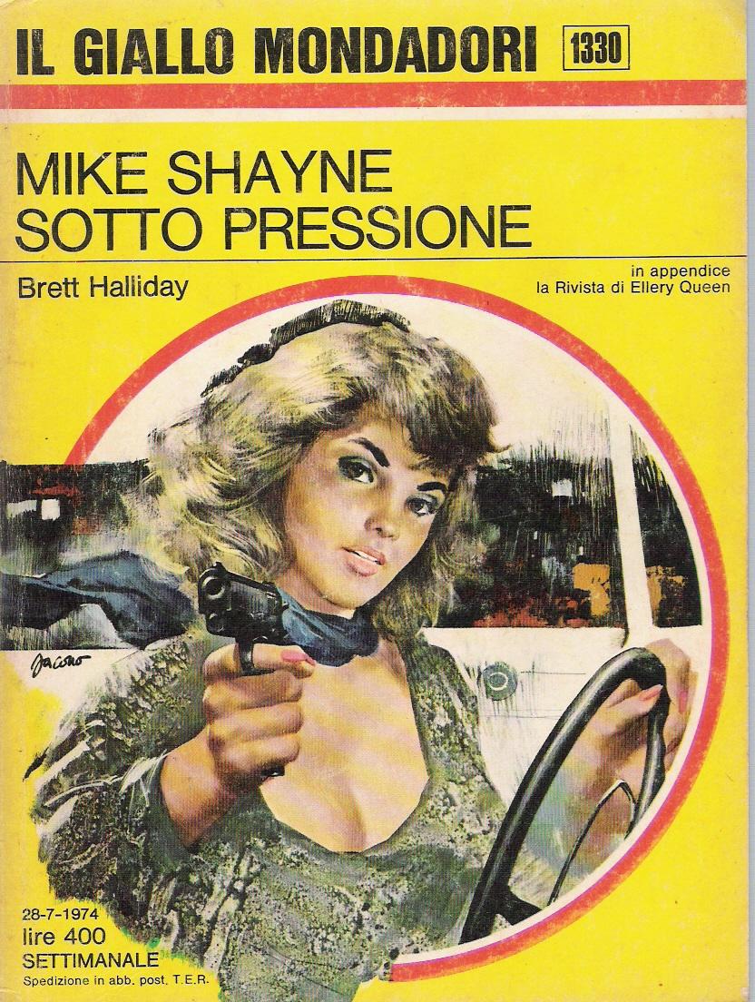 Mike Shayne sotto pr...