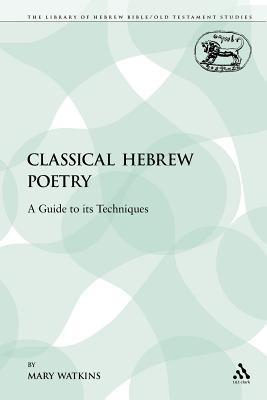 Classical Hebrew Poetry