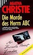 Die Morde des Herrn ABC. Mit Hercule Poirot.