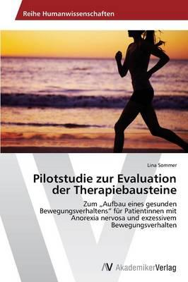 Pilotstudie zur Evaluation der Therapiebausteine