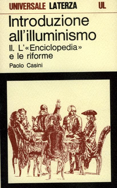 Introduzione all'Illuminismo: da Newton a Rousseau [2]