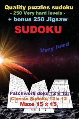 Quality puzzles sudo...
