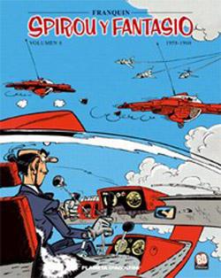 Spirou y Fantasio #6