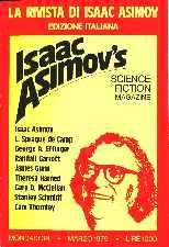 La rivista di Isaac Asimov n. 05