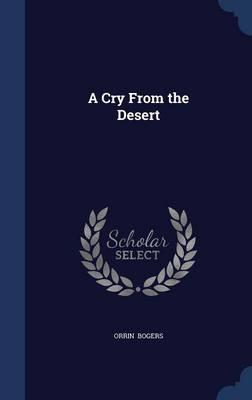 A Cry from the Desert