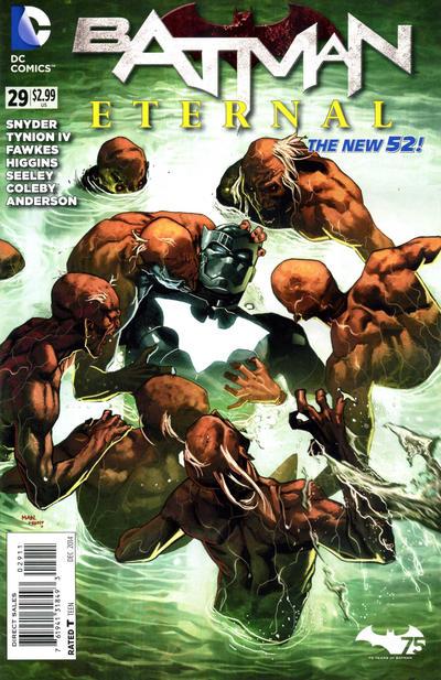 Batman Eternal Vol.1 #29