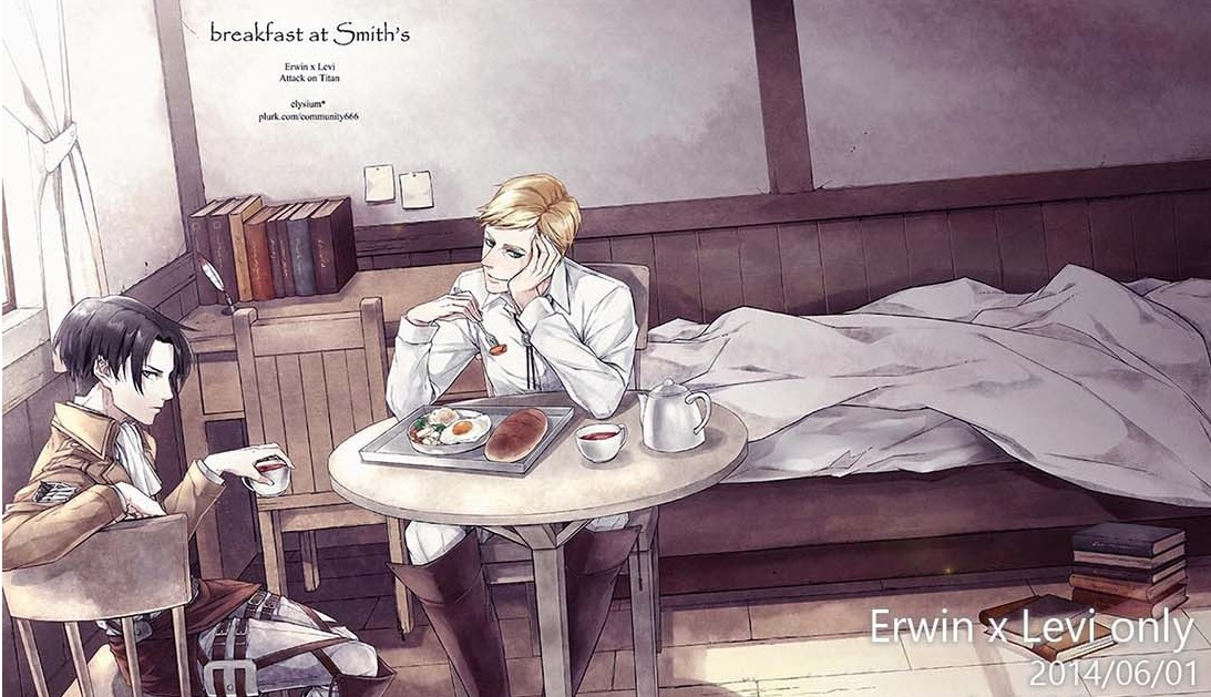 breakfast at smith's