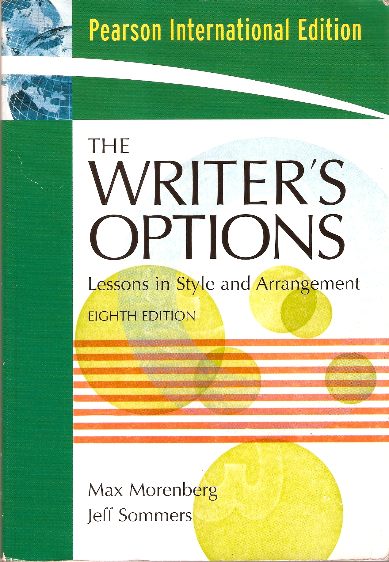The Writer's Options