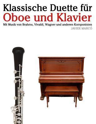 Klassische Duette Für Oboe Und Klavier