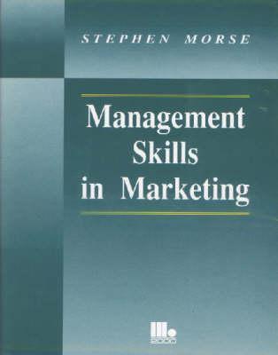 Management Skills in Marketing