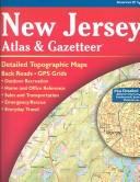 New Jersey Atlas & Gazetteer